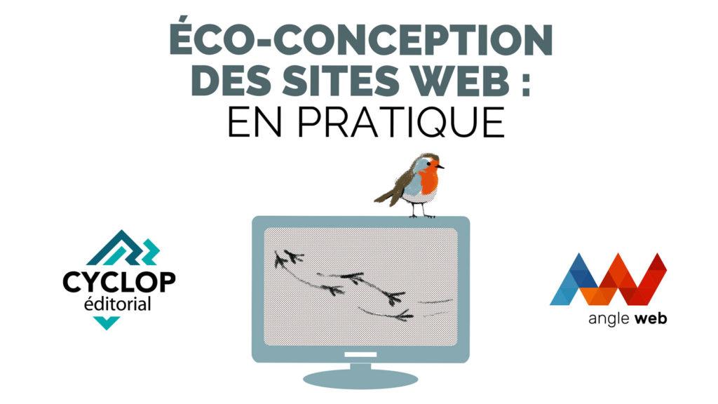 Eco-conception des sites web en pratique