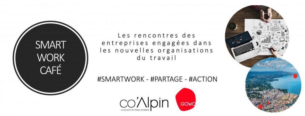 Smart work café : les nouvelles organisations du travail