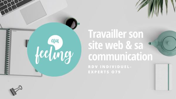 Travailler son site web et sa communication