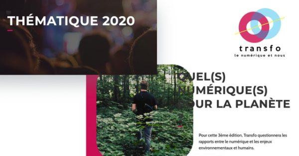 Participez au festival Transfo 2020: réunion d'information  collective