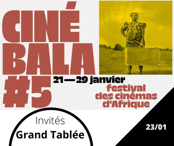 La grande tablée de janvier spéciale Ciné Bala