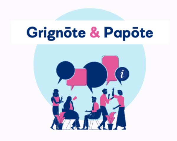 Grignōte et Papōte